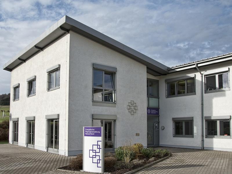 Hauptsitz und Verwaltungsdienststelle Steffenberg